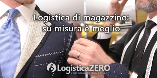 servizi logistica su misura