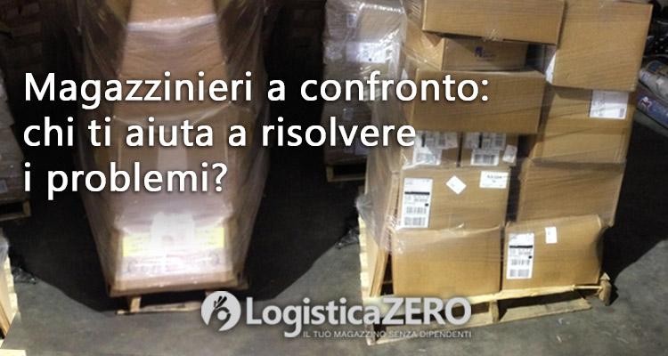 risolvere problemi magazzino