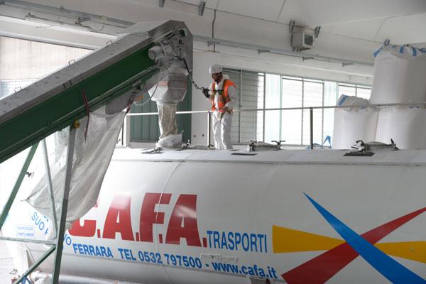 C.I.S.A.F. srl - LogisticaZERO