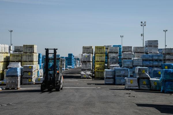 Consorzio Agrario dell'Emilia Romagna - LogisticaZERO