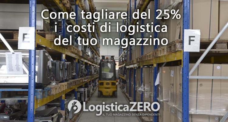 ridurre costi magazzino