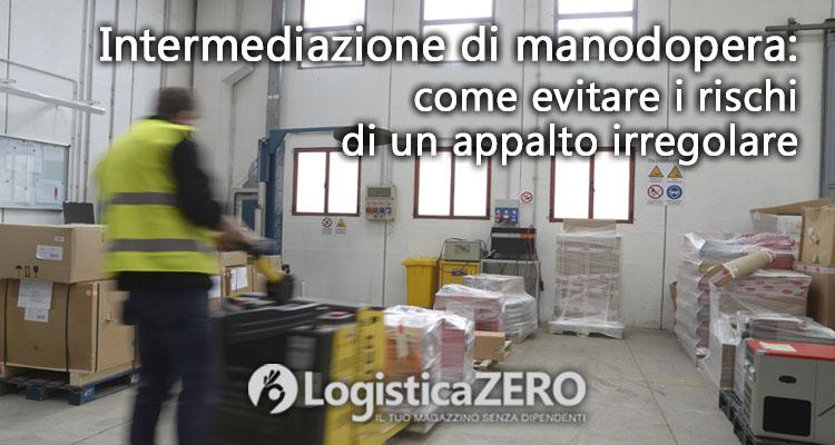 intermediazione di manodopera
