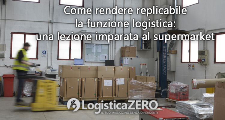 logistica replicabile
