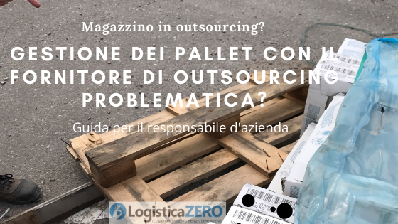 pallets outsourcing logistica